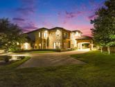 13115 Perryton DR, Austin, TX 78732 - Image 1: Surreal twilight views greet you upon arrival.