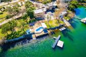 1504 Hurst Creek RD, Austin, TX 78734 - Image 1: Wow!  What a compound.  475 feet of waterfront, 3 cottages, pool, swim dock, boat launch, well and septic.  Nothing like this available anywhere on Lake Travis.