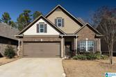 4045 OVERLOOK CIR, TRUSSVILLE, AL 35173 - Image 1: Main level parking with brick and hardiboard exterior.