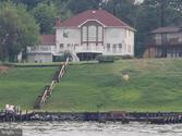 349 OVERLOOK DRIVE, LUSBY, MD 20657 - Image 1: : View from Water