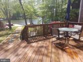 304 MT PLEASANT DRIVE, LOCUST GROVE, VA 22508 - Image 1: : Back Deck with View of Private Water Frontage