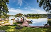 7320 OLD DICKERSONS ROAD, ORANGE, VA 22960 - Image 1: : Boat house w/ul sundeck & 80' of waterfront