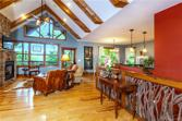 20 Waldsi Court, Brevard, NC 28712 - Image 1: The wide plank wood floors gleam and create continuity throughout the home...