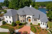 107 Tuckernuck Drive, Mooresville, NC 28117 - Image 1: Aerial view of completely custom, exquisite, WATERFRONT, 1.15 acre, golf course view, 2 story/basement in prestigious The Point community!