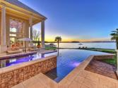 168 Broad Sound Place, Mooresville, NC 28117 - Image 1: Saltwater Pool and Spa Overlooking the Lake