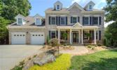 7124 Topsail Circle, Tega Cay, SC 29708 - Image 1: Extraordinary 7 BR waterfront brick home on Lake Wylie