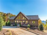 144 Tatanka Trail, Lake Lure, NC 28746 - Image 1: Easy access to the front door from the level circular driveway