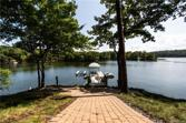 198 Stonebridge Drive Lot 131, New London, NC 28127 - Image 1: View from Private Pier - Newly Covered Ski Boat Lift, Two Jet Ski Ramps, Fishing Boat Lift
