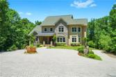 4974 E Liberty Hill Road, York, SC 29745 - Image 1: Front of the home with hand-laid stone circular driveway. The entire driveway to street is hand-laid stone.