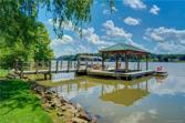 110 Upper Lake Drive Lot 10, Statesville, NC 28677 - Image 1: Magnificent setting.  Fixed roof, floating dock made from Vecka decking.