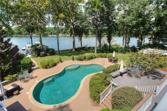 573 Bonum Road, Lake Wylie, SC 29710 - Image 1: Waterfront home with pool and hot tub, long range views on Lake Wylie.