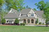 6216 North Road, York, SC 29745 - Image 1: Luxury waterfront home on a level 1-acre lot in the Glades at Windswept Cove
