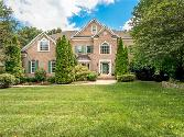 12552 Overlook Mountain Drive , Charlotte, NC 28216 - Image 1: Beautiful Full Brick Center Hall Colonial, front view beautifully landscaped