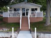 4417 1/2 BETTY LEE BOULEVARD, Gladwin, MI 48624 - Image 1: New Maintenance free decking/New Aluminum Dock