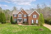 15572 Fox Cove Cir, Moseley, VA 23120 - Image 1: At first glance, you would not know this house has over 7,600 Square feet behind those brick walls! For Your Convenience, the owner has prepaid for a 2-year contract to bring the lawn back to its original glory.