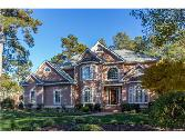 3207 Sailview Dr, Midlothian, VA 23112 - Image 1: This stunning Transitional home built by Mike DuMont is immaculate and is perfectly sited on a breathtaking nearly 3/4 acre WATERFRONT lot.