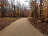 LOT #28 W Birch Shores DR, Trout Lake, MI 49793 - Image 1: Unpaved Road to Vacant Waterfront