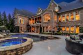 4386 OGLETHORPE Loop, Acworth, GA 30101 - Image 1: This beautifully appointed home has it all- Gorgeous views of the pool and 17th hole golf course from so many grand rooms, waterfall features, spa, stacked stone outdoor fireplace & stunning classic mill work throughout!
