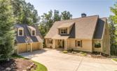 189 White Eagle Drive, Waleska, GA 31083 - Image 1: Exquisite Custom Home on Two Wooded Lots