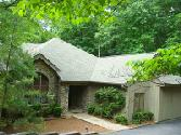 126 CANADA GEESE Point, Big Canoe, GA 30143 - Image 1: Exterior Front. Traditional lakefront home with fabulous views and direct access to Lake Petit