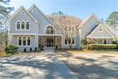 845 Cold Harbor Drive, Roswell, GA 30075 - Image 1: Looks quaint from the outside yet there is 8,000 sq ft of a luxury vacation lifestyle inside and out