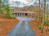 34 Sconti Court, Big Canoe, GA 30143 - Image 1: Home sits at end of long winding driveway.   You'll drive past a stream along the way.  Nice setting.