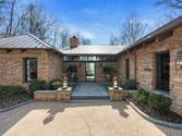 7860 Chestnut Hill Road, Cumming, GA 30041 - Image 1: Spectacular and RARE Mid Century Modern stone and copper residence on Lake Lanier.