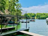 5973 Nachoochee Trail, Flowery Branch, GA 30542 - Image 1: Welcome to Lake Lanier Life!  Single slip dock in a quiet cove on the south side of Lanier!  This is just the icing on the cake to this wonderful estate!