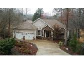 288 Hillside Drive Lot 24, Waleska, GA 30183 - Image 1: GENTLE DRIVEWAY to stone accent craftsman style lake home!