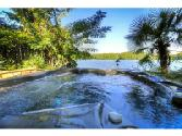 142 Bayway Circle, Berkeley Lake, GA 30096 - Image 1: this is your 8 person hot tub over looking the lake!  Live Like Your on Vacation Every Day!
