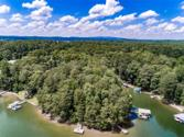 925 Oak Drive Lot 118-A, Woodstock, GA 30189 - Image 1: Your chance to own half of this peninsula in Victoria Cottages area.  Property is cove-side; platform dock is centrally located on the lower part of this photo, on the main channel of Lake Allatoona.