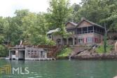 17 Lands End Ln, Clarkesville, GA 30523 - Image 1: View of home from the lake!