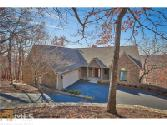 741 Falcon Hts, Big Canoe, GA 30143 - Image 1: Elegant custom home with extensive stonework, decorator finishes and fabulous views from every room., Photo 1