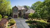 195 Ardsley Ln, Alpharetta, GA 30005-8608 - Image 1: Welcome home!  Custom designed European manor home situated on a beautiful wooded lot in a gated enclave., Photo 1