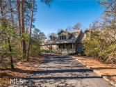 369 Cherokee Trl, Big Canoe, GA 30143 - Image 1: Beautiful corner lot with mountain laurel lined circular driveway., Photo 1