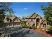 203 Black Bear Ridge, Big Canoe, GA 30143 - Image 1: Privately nestled at the end of a cul-de-sac, this magnificent estate is in a class by itself with majestic year around views., Photo 1