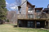 6 East Shore Path, Cazenovia, NY 13035 - Image 1: End unit on lake with both deck and patio for your enjoyment.