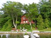 4314 East Lake Road, Livonia, NY 14487 - Image 1: 150 of frontage with a 5' thick breakwall - total secluded privacy with no neighbors right on top of you
