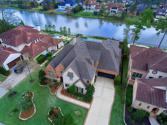 23 PALOMA BEND, The Woodlands, TX 77389 - Image 1: Aerial view of the home