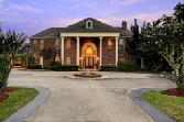 109 Mockingbird Lane, Seabrook, TX 77586 - Image 1: From the Gated Entry, the stately home appears