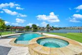 223 Dawns Edge Drive, Montgomery, TX 77356 - Image 1: Pool/spa oasis with boat house and great waterfront view to Lake Conroe.