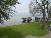 544 Indian Shore, Livingston, TX 77351 - Image 1: view from upper deck bedroom