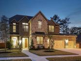 18015 Langkawi Lane, Houston, TX 77044 - Image 1: Emerald model home with four bedrooms and three car attached garage.