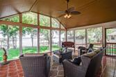 780 High Crest Drive, Point Blank, TX 77364 - Image 1: Screen Porch Looking at the Lake.