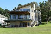 68 Edgewater Way, Point Blank, TX 77364 - Image 1: Rear of home overlooking lake