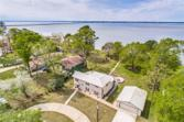 624 Lakeview Harbor, Onalaska, TX 77360 - Image 1: Aerial view of the property on 2 lots.  Note double drive way and circle drive.  Oversized detached garage.