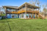 742 Dove Island, Livingston, TX 77351 - Image 1: Rear of Home with large deck space.