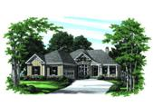 216 Tooweka Lane, Loudon, TN 37774 - Image 1: Front Elevation Drawing