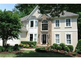 4095 Walnut Creek Trail Lot 29, Alpharetta, GA 30005 Property Photo