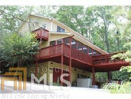166 Lakeview Cir, Waleska, GA 30183-4436 Property Photo